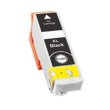 Refurbished Black Epson 33XL High Capacity Ink Cartridge - (C13T33514010 - T3351) Orange